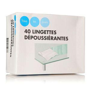 LINGETTE NETTOYANTE Lingettes Depoussiérantes x40 8ac3ba34a78a