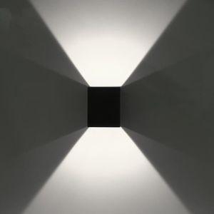 APPLIQUE  LED Applique murale intérieur 3W Lampe mural d'écl