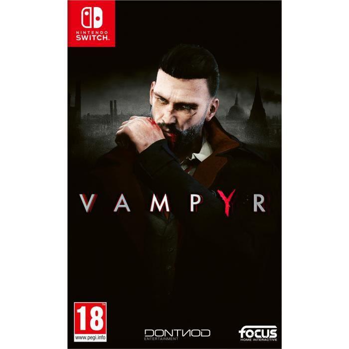 Vampyr Jeu Switch
