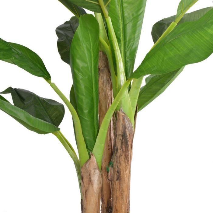 R64 Ajoutez de la verdure a votre interieur avec ce bananier artificiel  realiste !