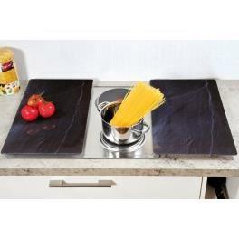 plaques en verre pour plaques de cuisson achat vente. Black Bedroom Furniture Sets. Home Design Ideas