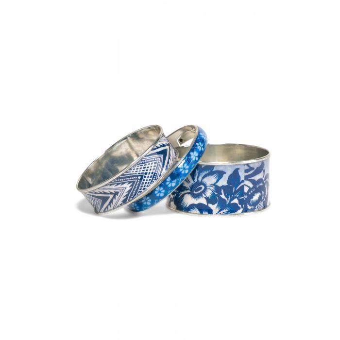 Desigual Bracelet Pack Pulseras Turner Bleu 74G9EA7