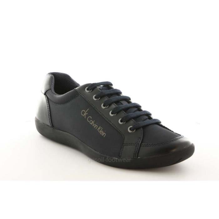 Chaussure Calvin Klein Paco bleu...