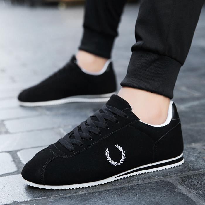 hommes de course occasionnels respirant jogging Chaussures hommes chaussures CSRqff