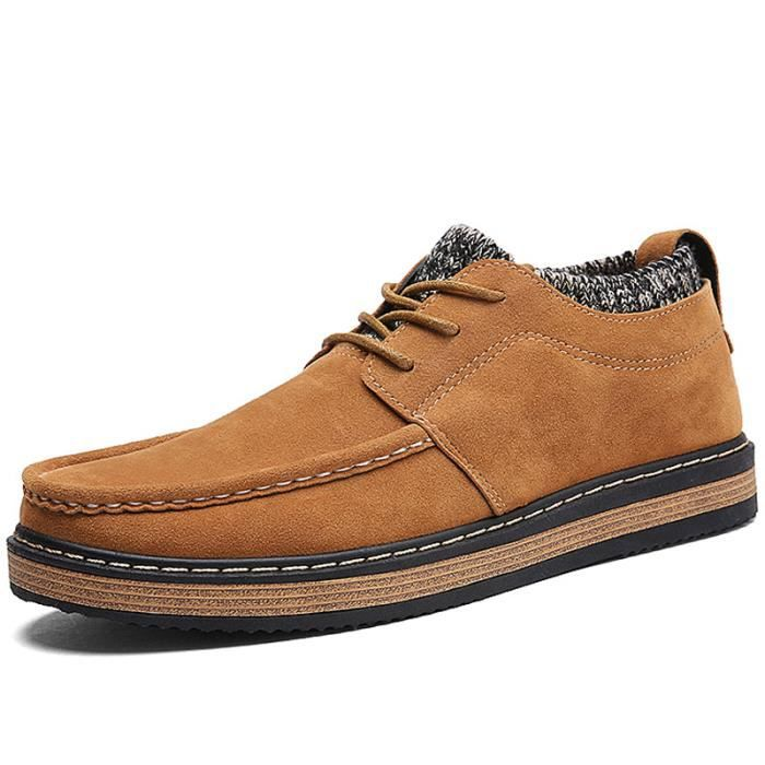 Casual Basket Homme Chaussure Homme Mode Masculines Respirante Chaussures RX68745 MdjZt