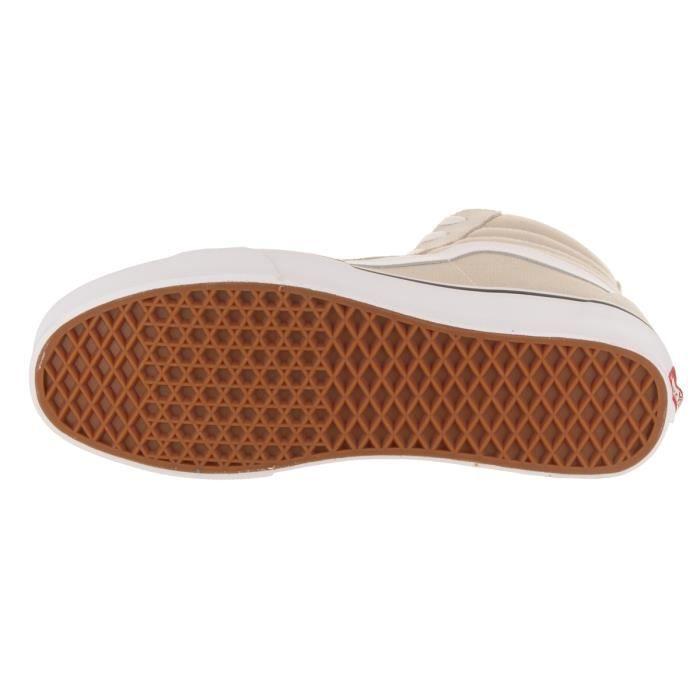 HI White Baskets SK8 HI Baskets A38GEQA3 Vans Vans SK8 Silver True Lining vxpYqHrv
