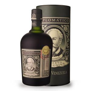 RHUM Diplomatico Reserve Exclusiva 12 ans 70cl - Canist