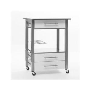 petit casier de cuisine inox - achat / vente casier pour meuble