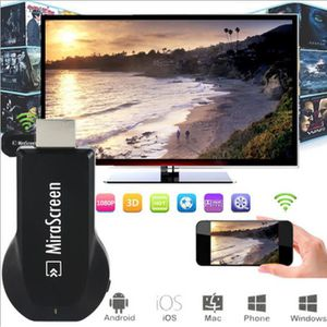 CLE WIFI - 3G MiraScreen Dongle 1080P Adaptateur d'affichage HDM