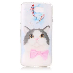 coque chat huawei y5ii