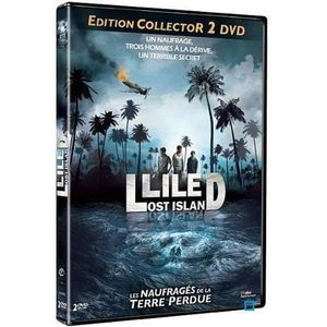 DVD FILM Double DVD Collector L'île Lost Island