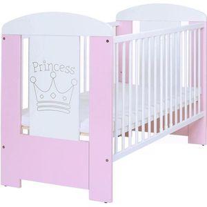 Lit bebe princesse - Achat / Vente pas cher