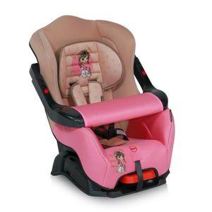 SIÈGE AUTO Siège Auto bébé groupe 1 (9-18 kg) BUMPER  Rose