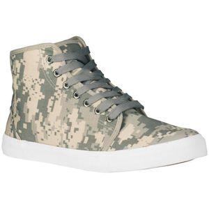 BASKET Mil-Tec Hommes Armée Sneaker At-Digital Taille 9 U