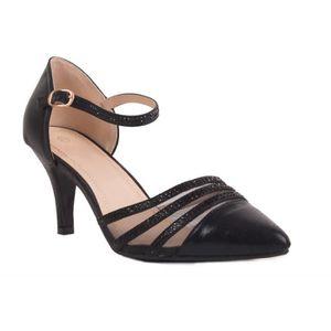 cf0204127749 ESCARPIN Chaussures mariage femme grandes pointures à bouts