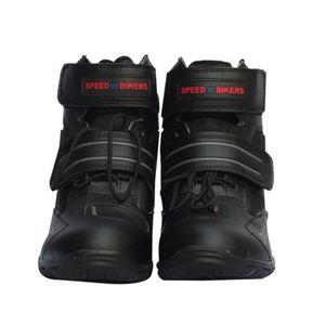 CHAUSSURE - BOTTE Bottes de Moto Homme-Femme Chaussures Protection A