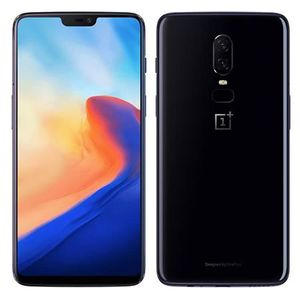 SMARTPHONE ONEPLUS 6 6Go + 64Go 6.28''FHD+ Android 8.1 Snapdr