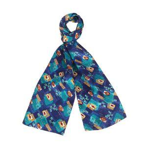 9032cfcb92a Foulard turquoise bleu - Achat   Vente pas cher