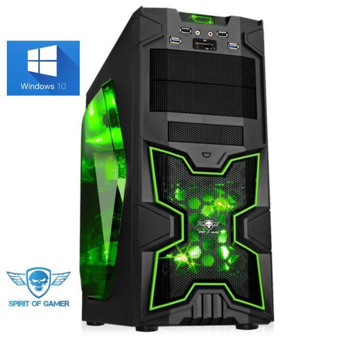 pc gamer x fighters army amd a4 4000 m moire 8go disque dur 1to windows 10 prix pas cher. Black Bedroom Furniture Sets. Home Design Ideas