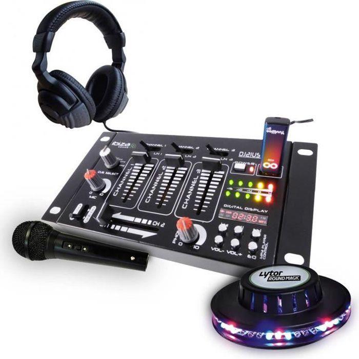 table de mixage en kit