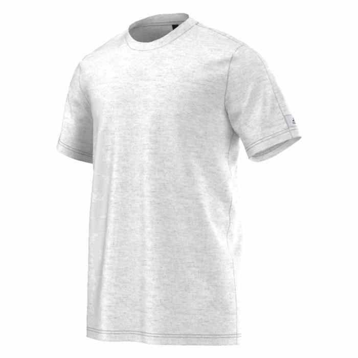 Shirts T Tee Linear Techniques Adidas Manches Basic Courtes HIDWE2Y9