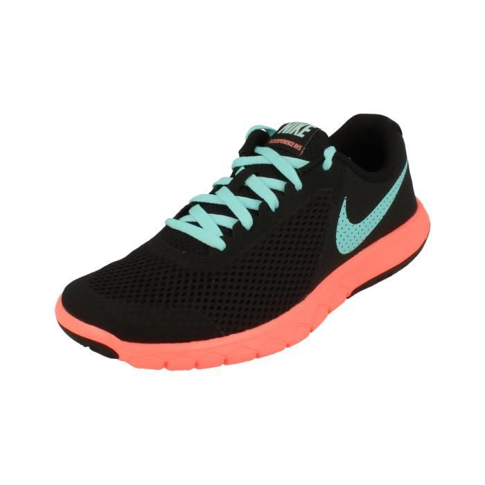 super cute 5375f 863d8 Nike Flex Experience 5 GS Running Trainers 844991 Sneakers Chaussures 002