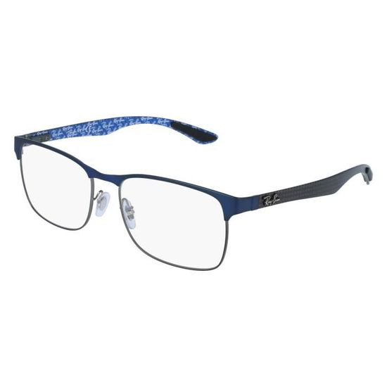 Lunettes de vue Ray Ban RX-8416 -2914 - Achat   Vente lunettes de vue  Lunettes de vue Ray Ban Homme Adulte - Soldes  dès le 9 janvier ! Cdiscoun d9567763a184