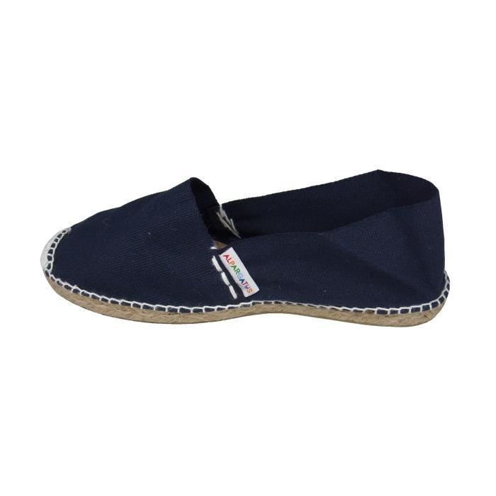 Espadrille Navy Blue MG95R Taille-42 1-2