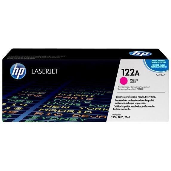 Toner HP LaserJet 122A (Q3963A)