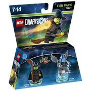 FIGURINE DE JEU Figurine LEGO Dimensions - La Méchante Sorcière de