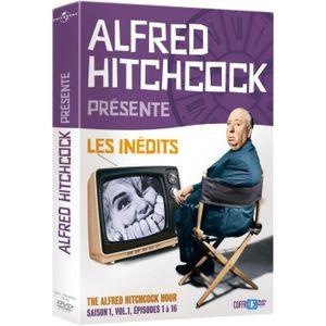 DVD SÉRIE DVD Coffret Alfred Hitchcock présente les inedi...