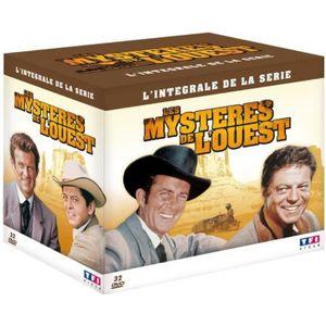 DVD SÉRIE DVD Coffret intégrale les mystères de l'ouest