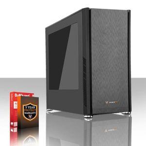 UNITÉ CENTRALE  Fierce EXILE PC Gamer de Bureau - AMD FX-8300 8x4.