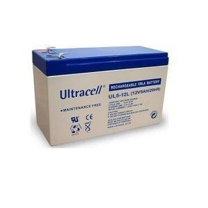 BATTERIE VÉHICULE Batterie Plomb étanche Stationnaire Lucas VRLA AGM