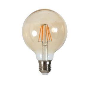AMPOULE - LED Ampoule LED filament vintage ambrée E27 6 W équiva