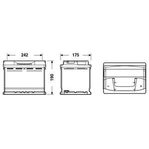 batterie fulmen auto achat vente batterie fulmen voiture pas cher cdiscount. Black Bedroom Furniture Sets. Home Design Ideas