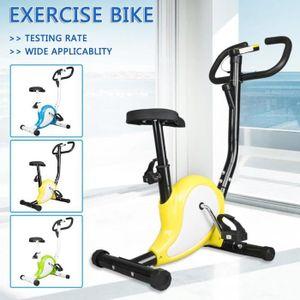 VÉLO D'APPARTEMENT vélo d'appartement jaune vélo de fitness Appareil