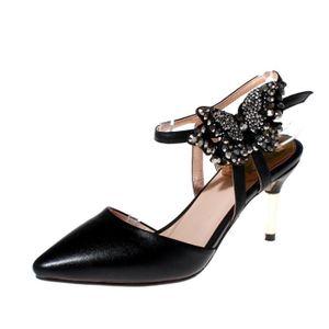 ESCARPIN Nouveau Sandales Des chaussures à talons hauts Fem