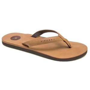 TONG RIP CURL Stones Tong Homme - Taille 41 - MARRON