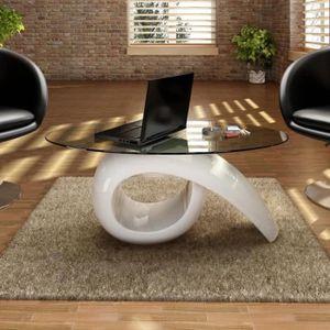 TABLE BASSE Moderne Table basse Table à thé console Table de S