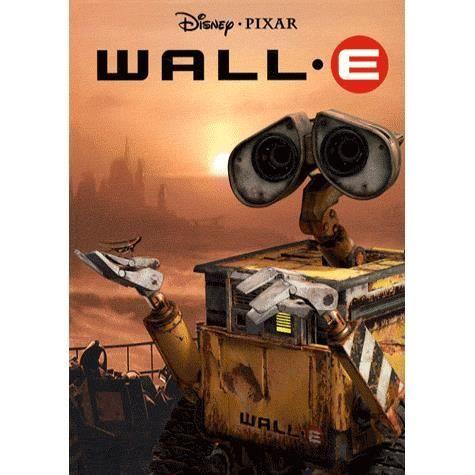 Livre 6-9 ANS Wall-E
