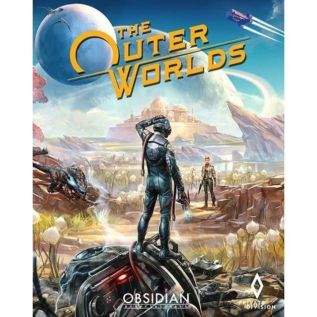 The Outer Worlds Jeu PC à télécharger