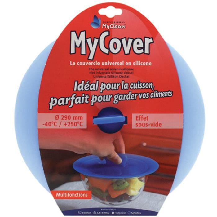 WPRO C00090640 - COUVERCLE SILICONE - 29cm