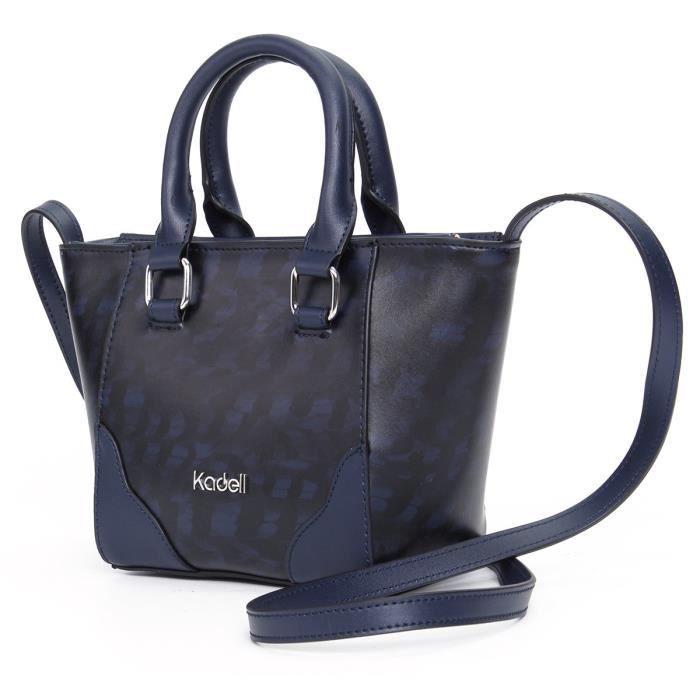 Épaule en cuir vintage Sac à bandoulière Sac Scrawl élégant sac chauve-souris pour les femmes ZCAQ3