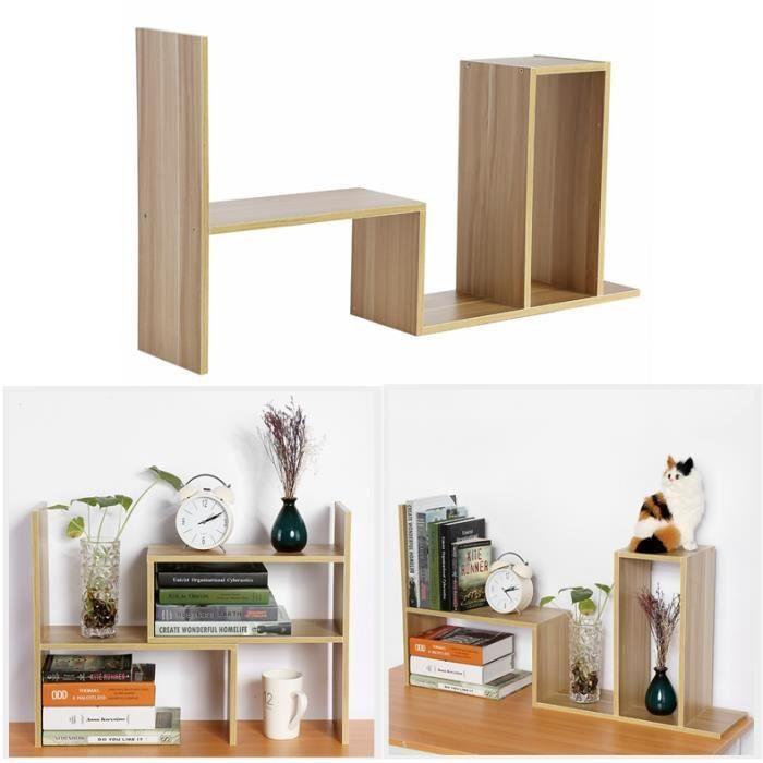 Petit Meuble de Rangement Etag¨re DIY Moderne Sur La Table Support