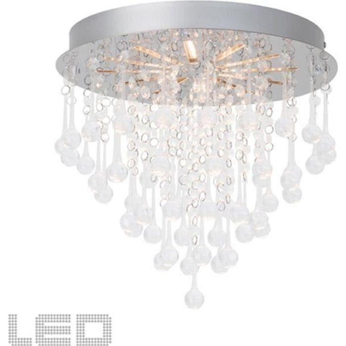 svea lustre led avec pampilles decoratives diam Résultat Supérieur 41 Inspirant Lustre Pampilles Pic 2018 Uqw1