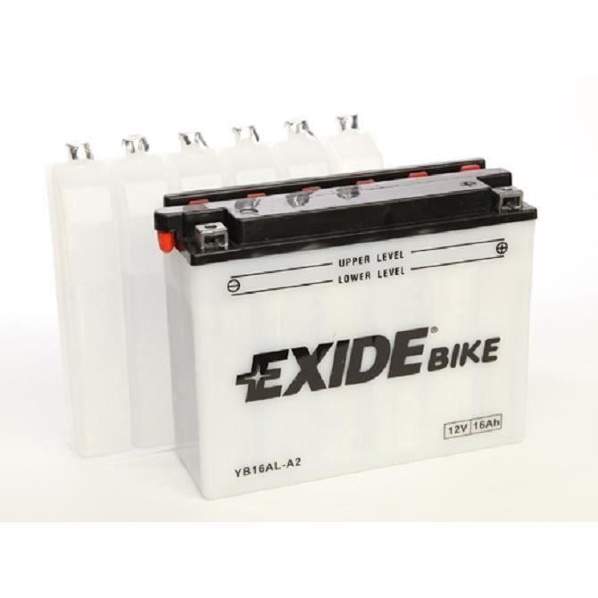 BATTERIE VÉHICULE Batterie moto exide YB16ALA2 VMAX