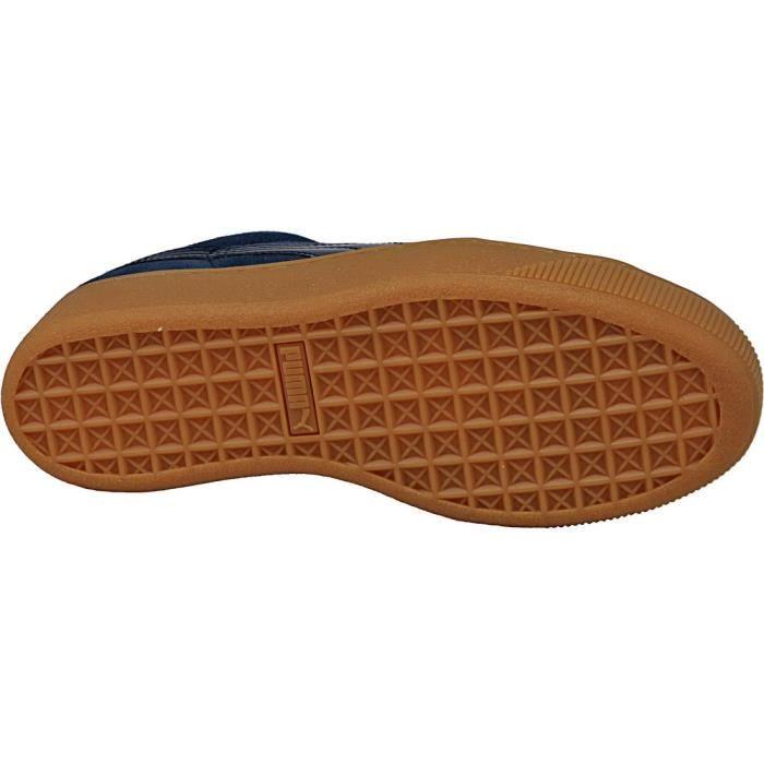 Puma Vikky Platform 363287-02 Femme Baskets Bleu