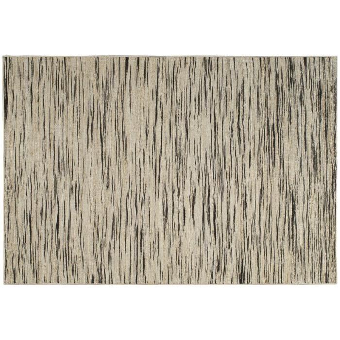 Tapis jute/coton Stromboli naturel 200x300 - Toulemonde Bochart ...