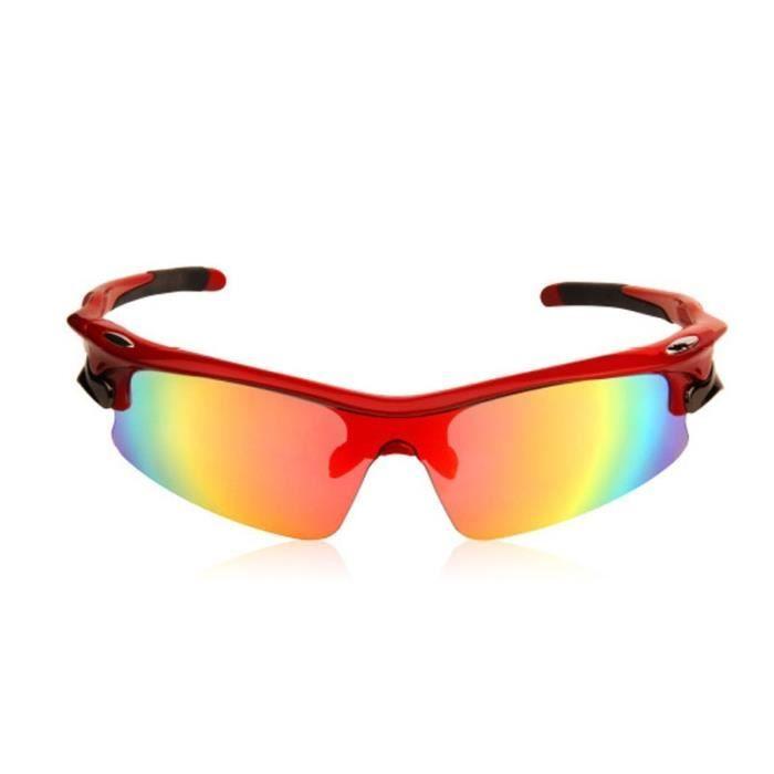 Demeuble-6125 Cyclisme professionnel extérieur des lunettes polarisantes Lunettes de sport Lunettes de soleil Lunettes de vélo vélo